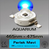 LED-3W-Mavi-460nm-475nm-Bridgelux