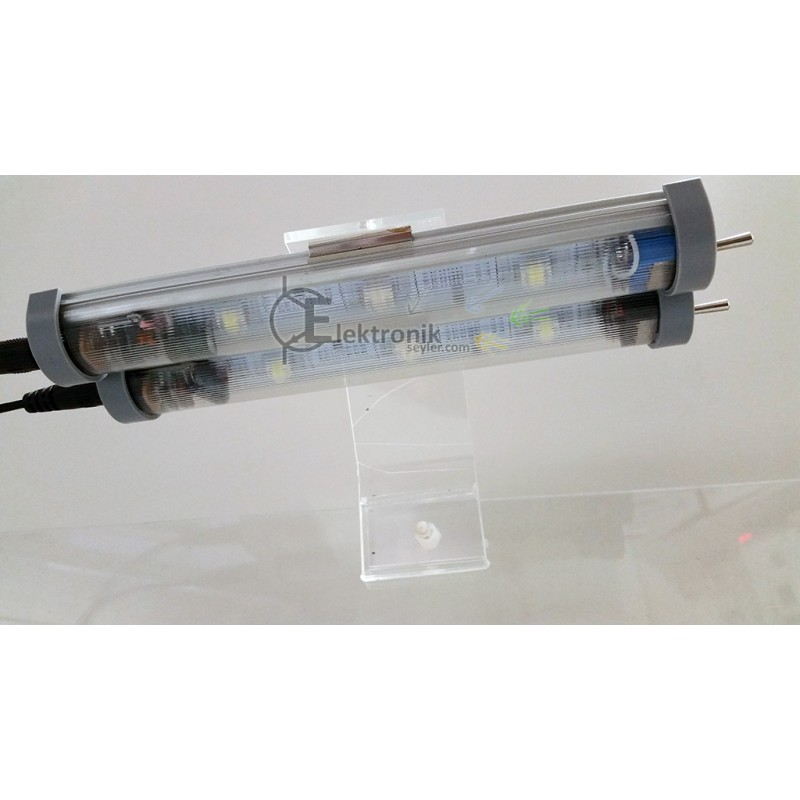 Light Spect 12W Nano Led Armatur LS12-Set